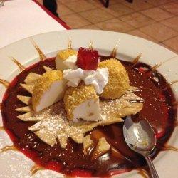 Mexican Deep Fried Ice Cream