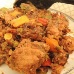 Chilli Chicken Stir-Fry recipe