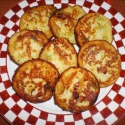 Potato and Turnip Patties