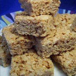 Krisptastic  Squares recipe