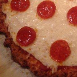 Low Carb Pork Rind Pizza Crust