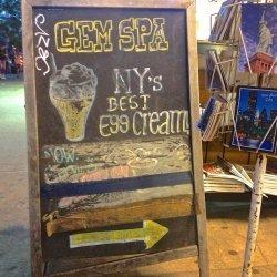 New York Egg Cream