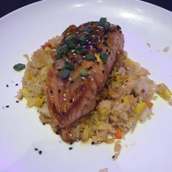 Grilled Soy-Ginger Salmon