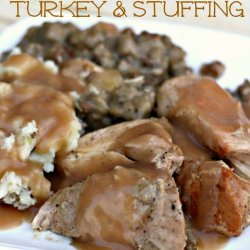 Crock Pot Turkey With Stuffing