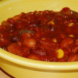 Dawn's Favorite Low-Fat Chili recipe