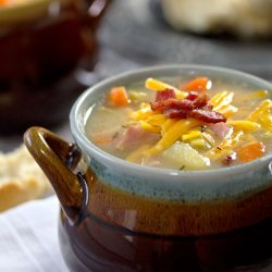 Potato and Ham Soup