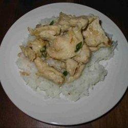 Stir-Fry Chicken with Lemon Grass (Ga Xao Xa)