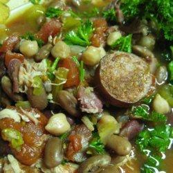 French Quarter Bean Soup