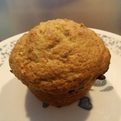 Easy Applesauce Muffins recipe