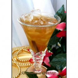 Green Jasmine and Rose Tea, Iced recipe