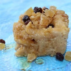 Pirates Bounty Bread Pudding recipe
