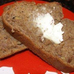 Low-Sugar Banana Bread