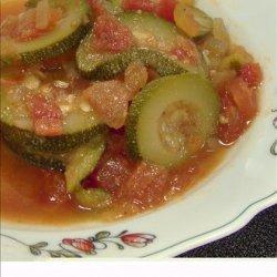 Crock Pot Italian Zucchini