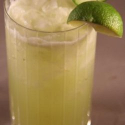 Ginger-Cucumber Limeade recipe