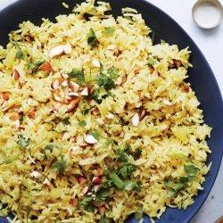 Spiced Rice Pilaf