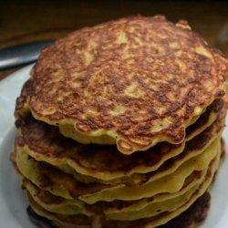Spaghetti Squash Pancakes