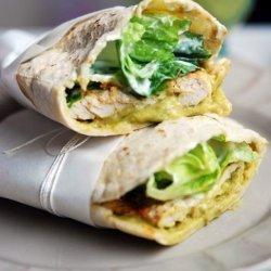 Chicken Tortilla Wraps