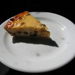 Apricot Yogurt Baked Cheesecake