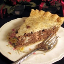 Alice's French Canadian Meat Pie - Tourtiere