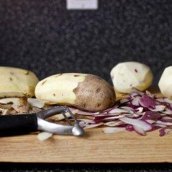 Fat Grandma's Potato Knishes