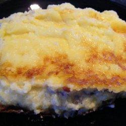 Swiss Cornmeal Polenta recipe