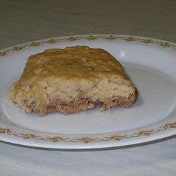 Tuna Cheese Pie