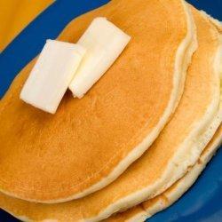 Diabetic Applesauce Pancakes