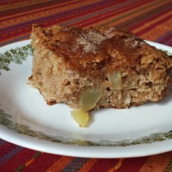 Granny Smith Apple Cake
