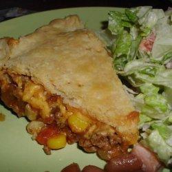 Taste of Mexico Pie