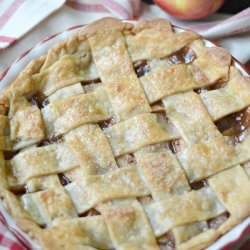 Apples, No Pie, a La Mode