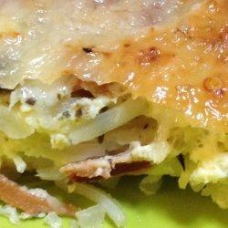 Cheesy Bacon Breakfast Bake