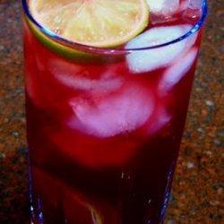 Lemon and Pomegranate Refresher
