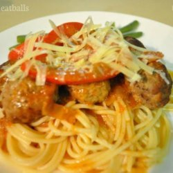 Fiesta Meatballs recipe