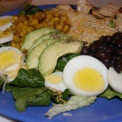 Cindy's Southwest Chicken Dinner Salad