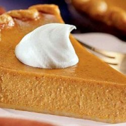 Pumpkin Pie for Diabetics