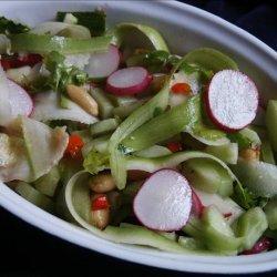 Low Carb Taste Treat Salad