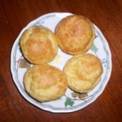 Melt -in- your- mouth Cream Puffs