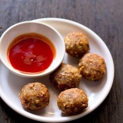 Vegetable Pakoras recipe