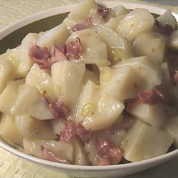 Tangy German Potato Salad