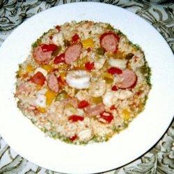 Mama Delilah's Jammin Jambalaya recipe