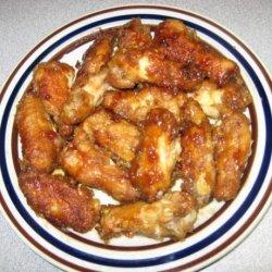 Japanese Chicken Wings  ( Teriyaki )