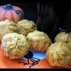 Pumpkin Ginger Mini Muffins