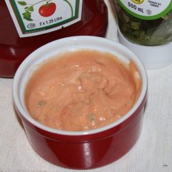Simple Thousand Island Dressing