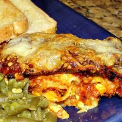 Lasagna - My Special 'no Boil' Recipe