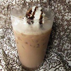 Chocolate-Coconut Iced Coffee recipe