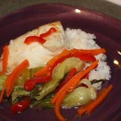 Sweet Chilli Fish Parcels