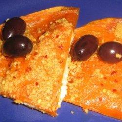 Basil Cheese Wedges