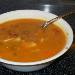 Body Nourishing Comfort Soup