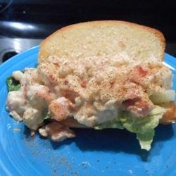 Dennie's Fresh Lobster Salad recipe