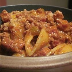 Ragu Bolognese recipe